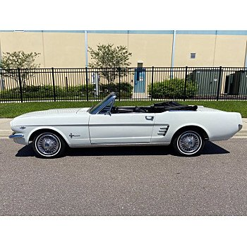 1966 Ford Mustang for sale 101317826