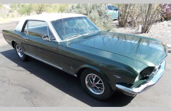 1966 Ford Mustang for sale 101334530