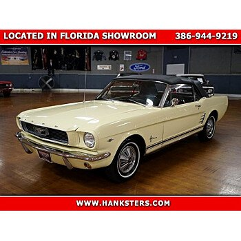 1966 Ford Mustang Convertible for sale 101339495