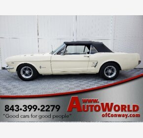 1966 Ford Mustang Convertible for sale 101339504