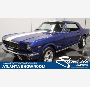 1966 Ford Mustang for sale 101343966