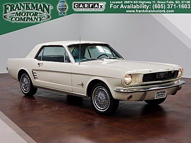 1966 Ford Mustang for sale 101348351