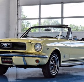1966 Ford Mustang for sale 101360040