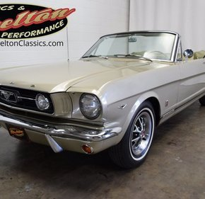 1966 Ford Mustang GT Convertible for sale 101366006