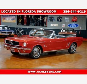 1966 Ford Mustang Convertible for sale 101371261