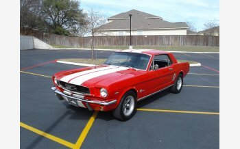 1966 Ford Mustang Coupe for sale 101375533