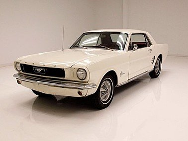 1966 Ford Mustang Coupe for sale 101381860