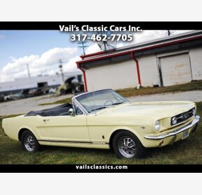 1966 Ford Mustang for sale 101385236
