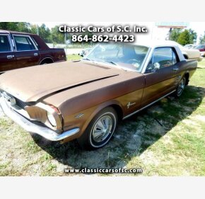 1966 Ford Mustang for sale 101387583