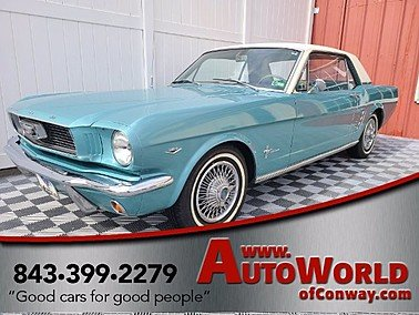 1966 Ford Mustang Coupe for sale 101396077