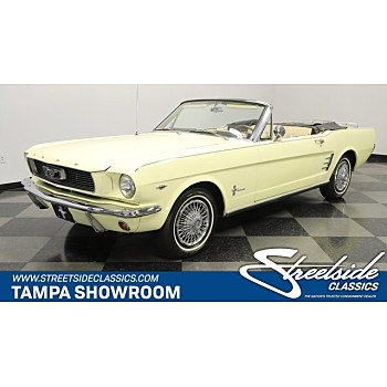 1966 Ford Mustang Convertible for sale 101400154