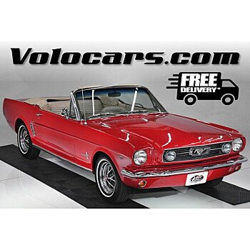 1966 Ford Mustang for sale 101414329