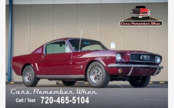 1966 Ford Mustang Fastback for sale 101432484