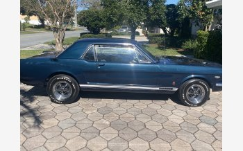 1966 Ford Mustang GT Coupe for sale 101435380