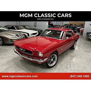 1966 Ford Mustang for sale 101439073