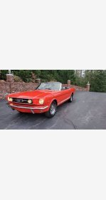 1966 Ford Mustang Convertible for sale 101440226