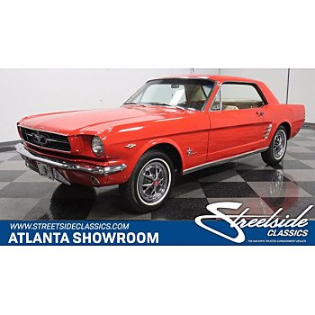 1966 Ford Mustang for sale 101440923