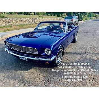 1966 Ford Mustang for sale 101441785