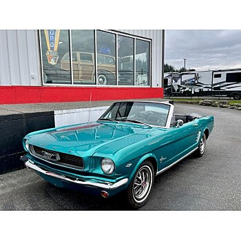 1966 Ford Mustang for sale 101442576