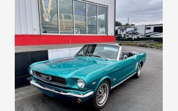 1966 Ford Mustang Convertible for sale 101442576