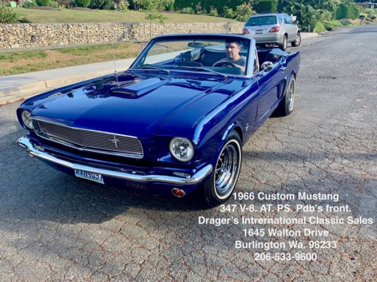 1966 Ford Mustang for sale 101463588