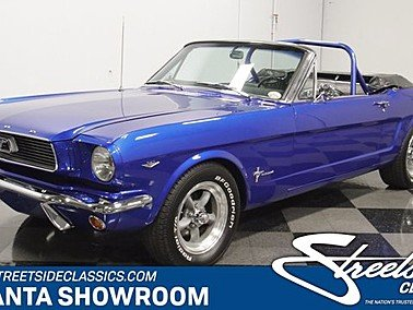 1966 Ford Mustang Convertible for sale 101470515