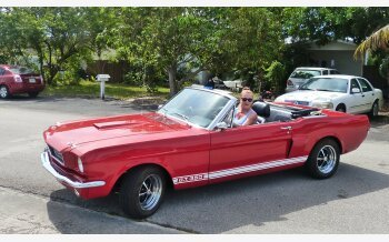 1966 Ford Mustang Shelby GT350 for sale 101506490