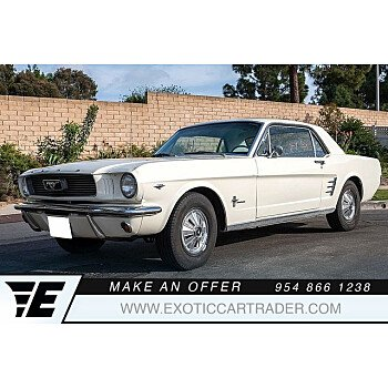 1966 Ford Mustang Coupe for sale 101576783