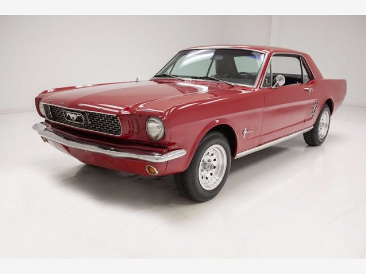 1966 Ford Mustang Coupe for sale 101594134