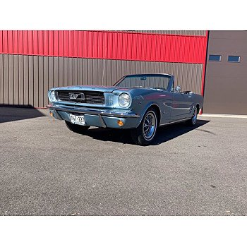 1966 Ford Mustang for sale 101613938