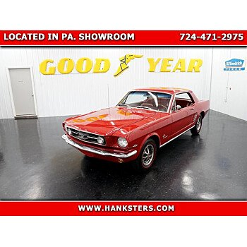 1966 Ford Mustang for sale 101621908