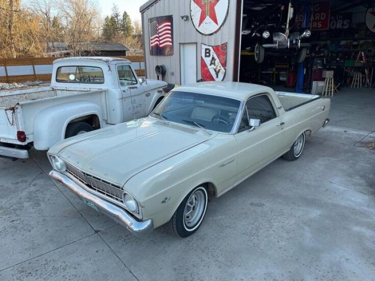 1966 Ford Ranchero for sale 101492686