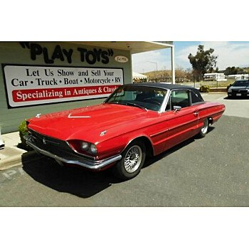 1966 Ford Thunderbird for sale 101086700