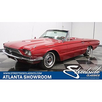 1966 Ford Thunderbird for sale 101436559