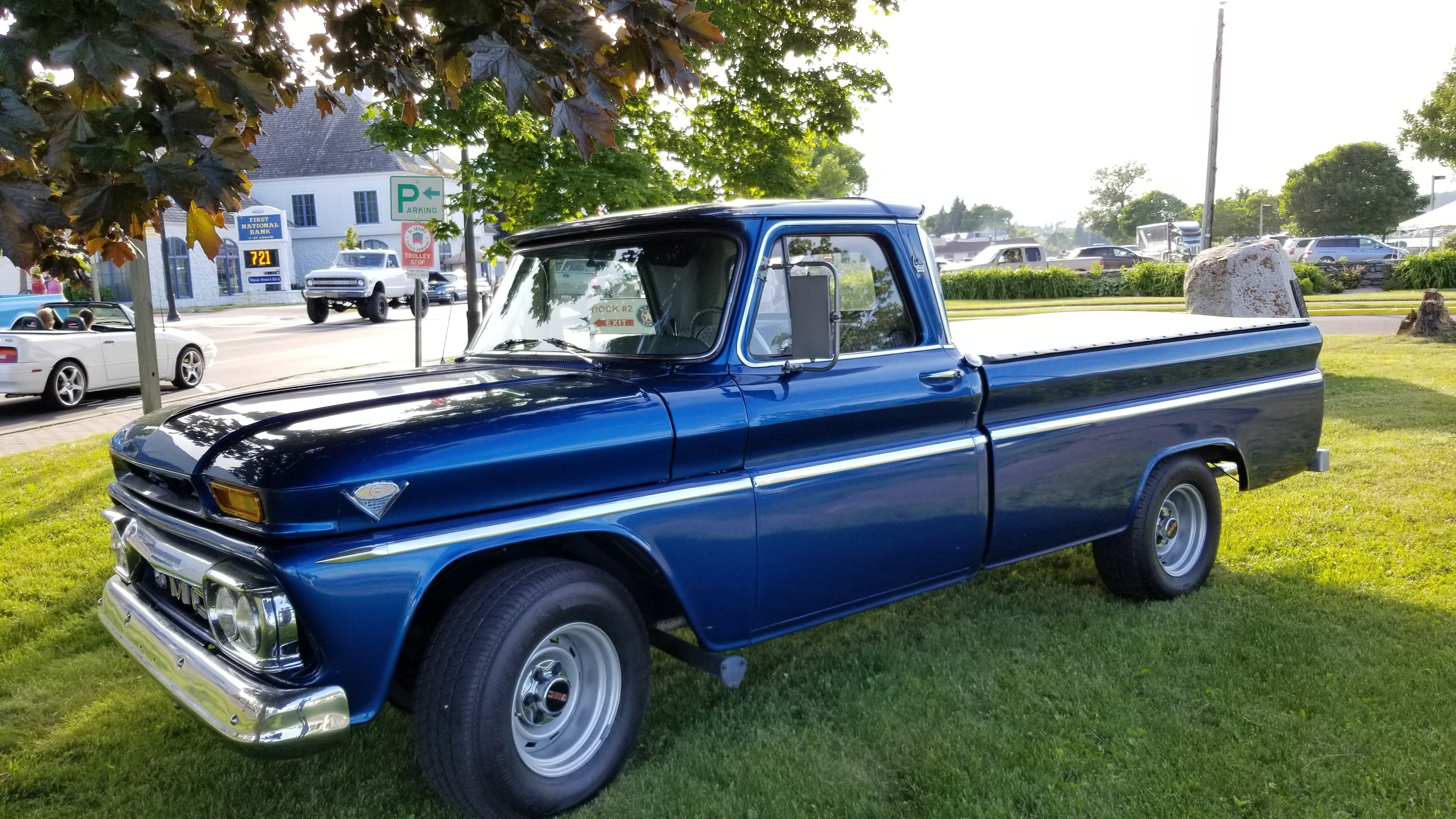 Gmc Pickup Antiques For Sale Classics On Autotrader 1966 Chevy 1 2 Ton Pick Up