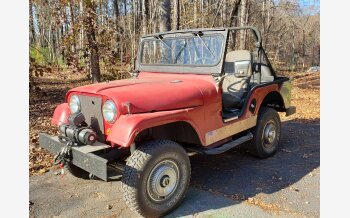 1966 Jeep CJ-5 for sale 101508725