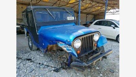 1966 Jeep CJ-5 for sale 101237478
