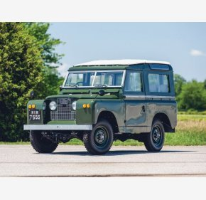 Land Rover Series II Classics for Sale - Classics on Autotrader