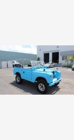1966 Land Rover Series II for sale 101171128