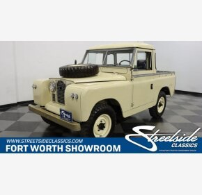 1966 Land Rover Series II for sale 101352660