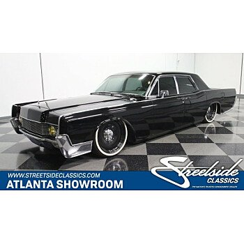 1966 Lincoln Continental for sale 101104559