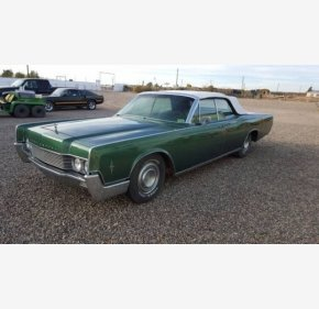 1966 Lincoln Continental for sale 100974218