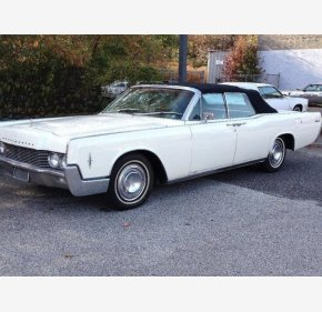 1966 Lincoln Continental for sale 101185679