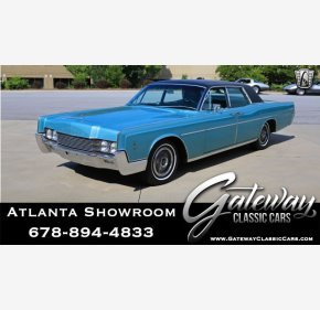 1966 Lincoln Continental for sale 101189569