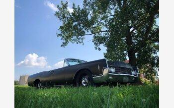 1966 Lincoln Continental Signature for sale 101250875