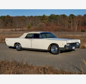 1966 Lincoln Continental for sale 101288855