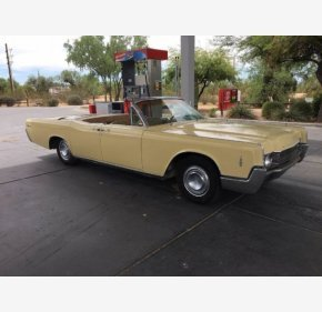 1966 Lincoln Continental for sale 101292912