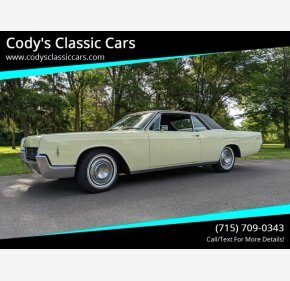 1966 Lincoln Continental for sale 101317173