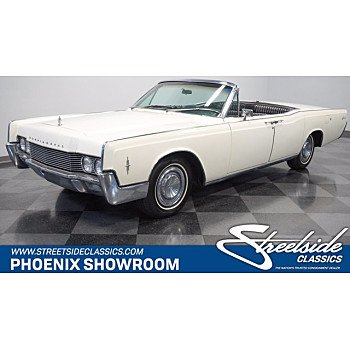 1966 Lincoln Continental for sale 101344345