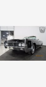 1966 Lincoln Continental for sale 101494883